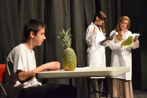 2014 Marin Young Playwrights Festival