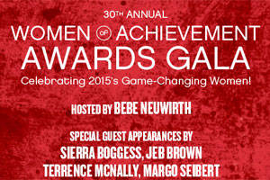 2015 Women of Achievement Awards Gala