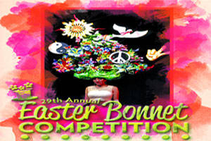 29th Annual Easter Bonnet Competition