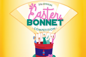 31st Annual Easter Bonnet Competition