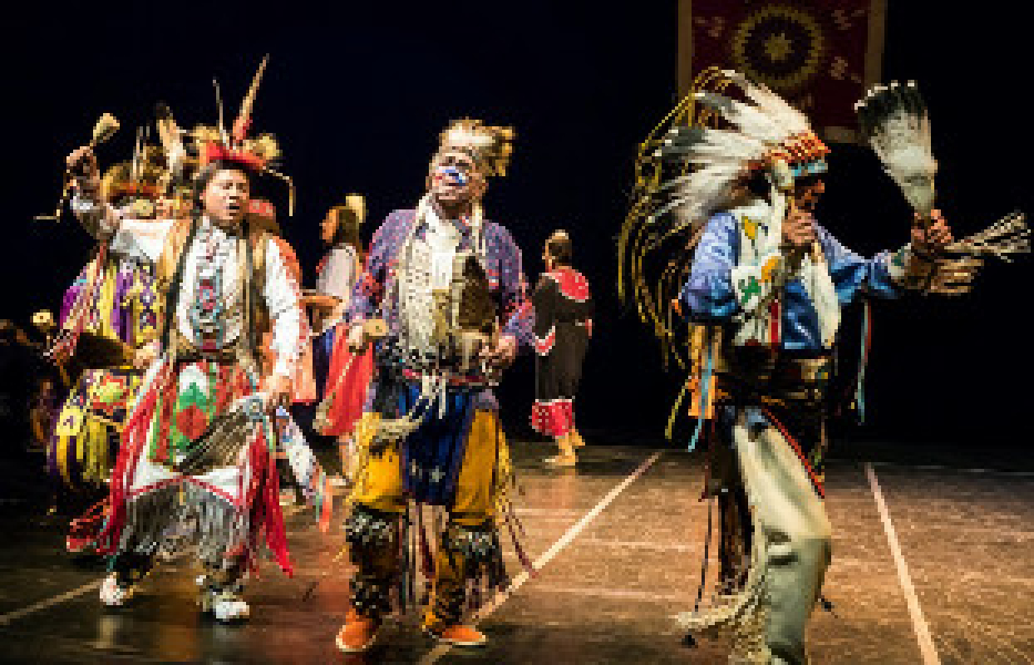 43rd Annual Thunderbird American Indian Dancers' Dance Concert and Pow Wow