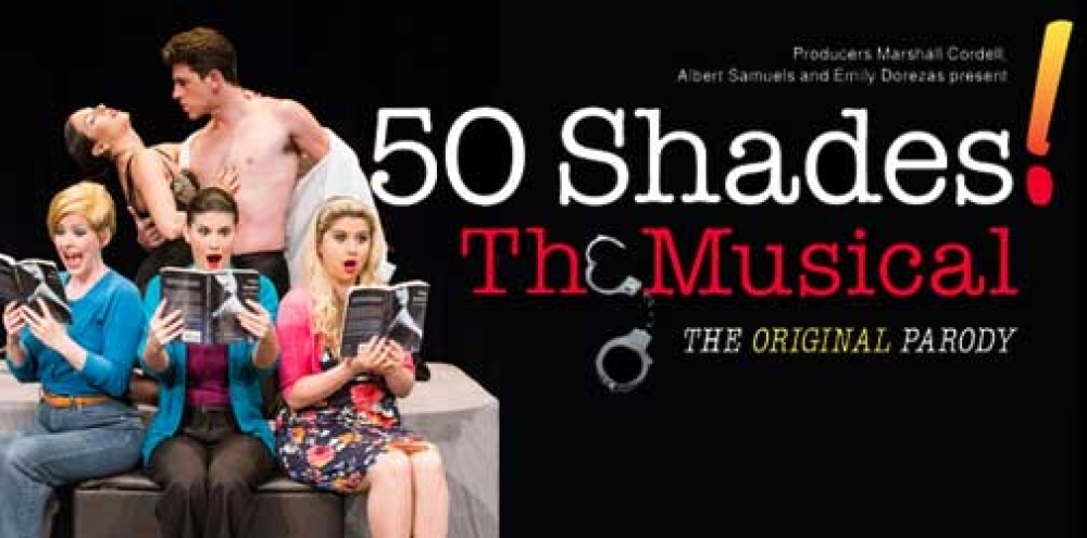 50 Shades! The Musical THE ORIGINAL PARODY