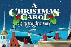 A Christmas Carol - A Musical Ghost Story