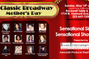 A Classic Broadway Mother's Day