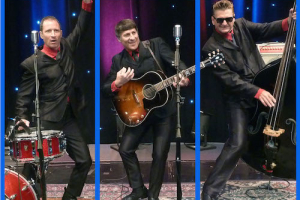 A Rock 'n' Roll Tribute...From Elvis to the Beatles! Featuring the Neverly Brothers