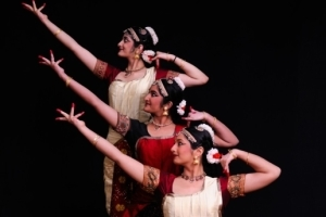 A Transcendental Night of Baratanatyam Dance