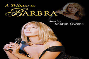 A Tribute to Barbra Streisand, Starring Sharon Owens