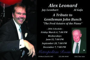 A Tribute to Gentleman John Bunch