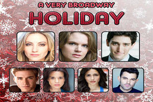 A Very Broadway Holiday!