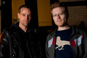 Adam Pascal and Anthony Rapp: Live at Strathmore