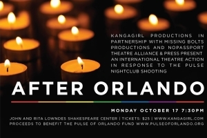 After Orlando - A Global Theatre Action
