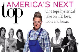 America's Next Top: One Top's Hysterical Take on Life Love Tools and Boxes