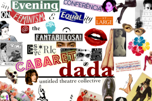 An Evening Conference on Feminism and Equality at Large at the Fantabulosa Esoteric Cabaret Dada