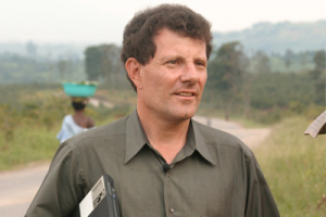 An Evening with Nicholas D. Kristof
