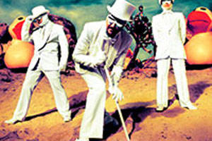 An Evening with Primus and the Chocolate Factory