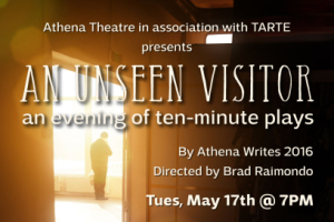 An Unseen Visitor: an evening of ten-minute plays