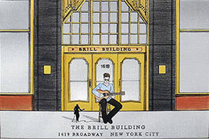 Anne & Mark Burnell: The Brill Building Songwriters