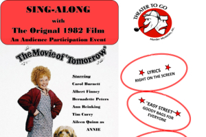 Annie The Movie Sing-A-Long