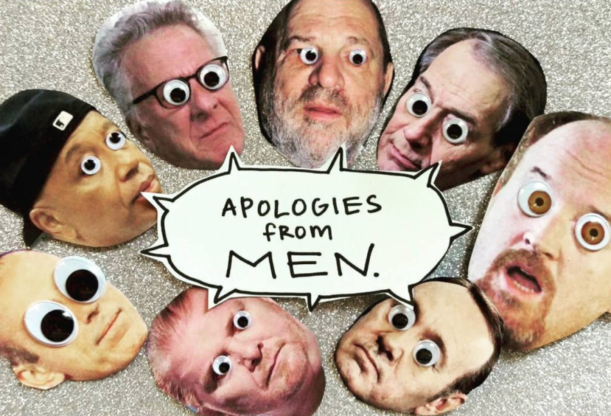 Apologies from Men: The Concert