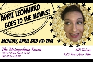 April Leonhard Goes to the Movies