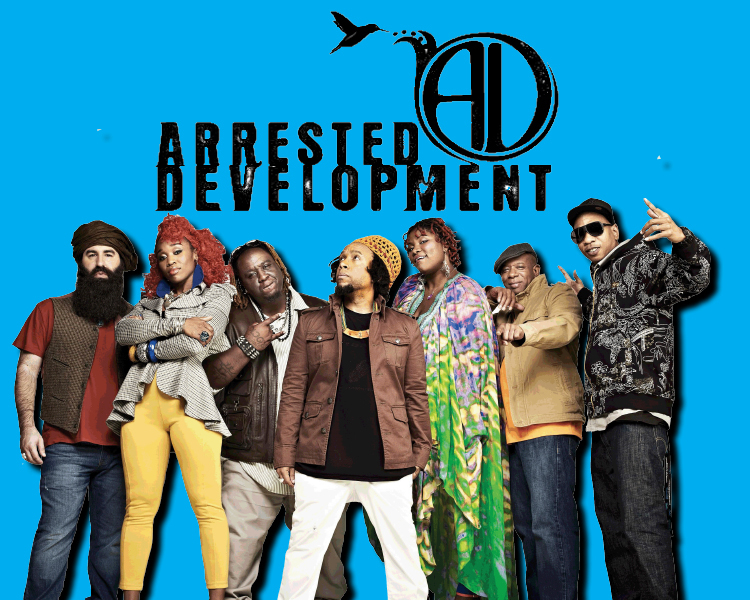 Arrested Development in Concert