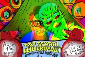 Art School Acid Dropout