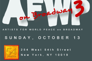 Artists For World Peace on Broadway 3