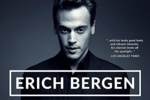 Artists Lounge Live: Erich Bergen Live in Concert!