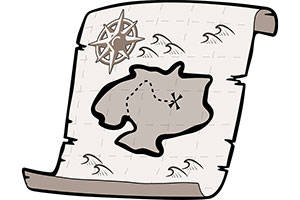 Arts and Crafts Workshop: Treasure Maps and Treasure Chests