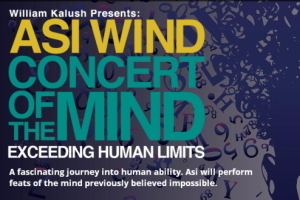 Asi Wind: Concert of the Mind