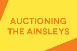 Auctioning the Ainsleys
