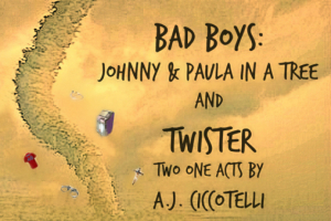 Bad Boys: Johnny & Paula and a Twister