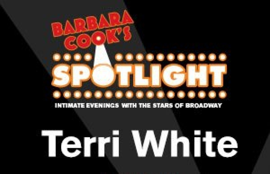 Barbara Cook's Spotlight: Terri White