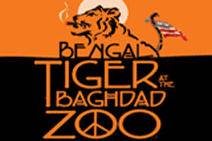 Bengal Tiger at the Baghdad Zoo