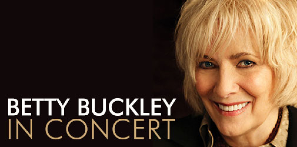 BETTY BUCKLEY IN CONCERT!