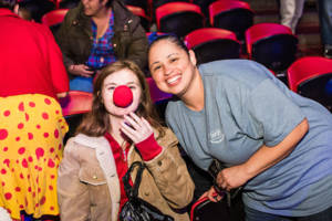 Big Apple Circus Embraces Autism!