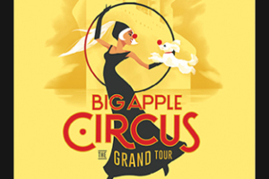 Big Apple Circus Family Benefit with Guest Ringmaster Jim Gaffigan