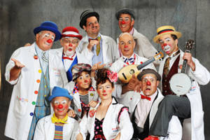 Big Apple Circus: Red Nose Revue