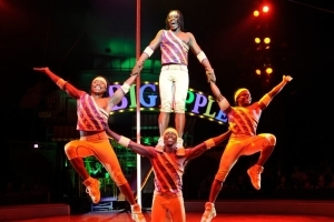 Big Apple Circus' The Grand Tour