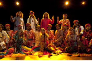 Bollywood Masala Orchestra and Dancers of India