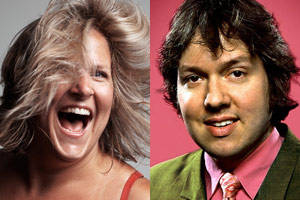Bridget Everett & Dave Hill