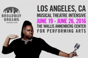 Broadway Dreams Foundation 2016 LA Concert