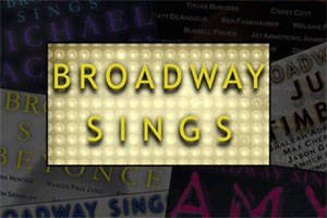 Broadway Sings Whitney Houston