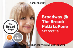 Broadway @ The Broad: Patti LuPone