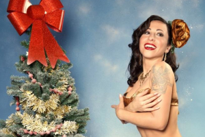 Burlesque-A-Pades: Sleigh Ride