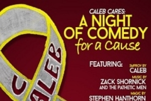 CALEB Cares: Comedy For a Cause
