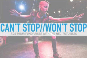Can't Stop//Won't Stop