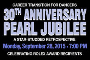 Career Transition For Dancers' 30th Anniversary Pearl Jubilee