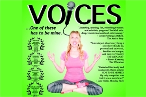 Carla Delaney's Voices