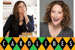 CAROLINES @ THE BEACH with Alex Guarnaschelli, Judy Gold, Yamaneika Saunders & Karen Bergreen